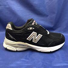 New Balance Women's 990v3 Running Shoes (W990BK3) - Black