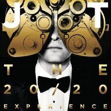 JUSTIN TIMBERLAKE - THE 20/20 EXPERIENCE-2 OF 2  CD NEU