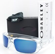 NEW Oakley Crankshaft sunglasses Clear Ice Iridium 9239-0460 AUTHENTIC 9239-04
