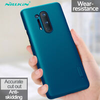 For OnePlus 8/8 Pro Shockproof NILLKIN Super Frosted Shield Hard Case Cover