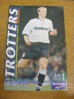 14/12/1996 Bolton Wanderers v Ipswich Town  . Footy Progs (aka bobfrankandelvis)