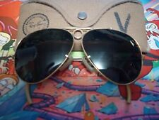 Vintage B&L  Ray-Ban Shooting Glasses by Bausch & Lomb 1/30 10K G.O.