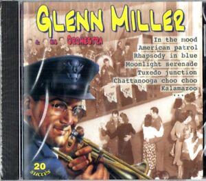 GLEEN MILLER & son Orchestre (CD)