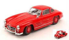 Mercedes 300 SL 1954 Red 1:24 Model 24064R WELLY