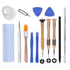 14PCS Mobile Phone Repair Spudger Tools Kit Pry Opening Tool Screwdriver Set !