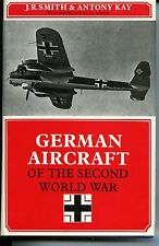 GERMAN AIRCRAFT OF THE SECOND WORLD WAR, PUTNAM 1972 NEW FIRST EDTION