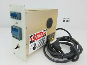 Mattson 1011281 Thermal Controller *used working