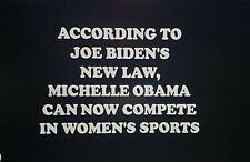 Vinyl Decals For Car Truck Funny Political Bumper Sticker Joe Biden Women Sports