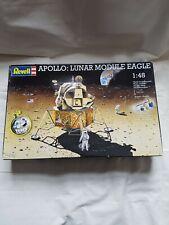 Revell Apollo:Lunar Module Eagle 1/48 scale