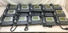 Lot Of 18 Cisco Ip Phone 7900 Series Voip Cp 7961g Office Telephones