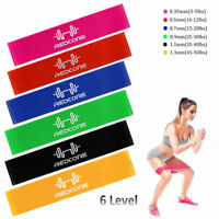 Resistance Bands Fitness Workout Loops Latex Rubber Sport Yoga Strength Training