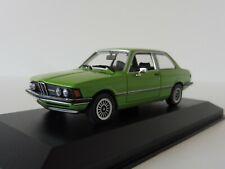 Bmw 323i 1975 verde 1/43 maxichamps by Minichamps 940025474 e21 3er