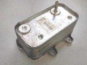 VERY NICE USED ORIGINAL GENUINE PORSCHE 986 987 BOXSTER OIL COOLER 1997-08 2