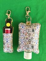 Custom Made Lip Balm /& Hand Sanitizer Holder Green Bay Packers