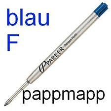 PARKER Kugelschreibermine Z42 Mine Original blau F - fein