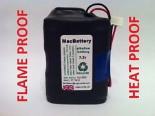 GAS FIRE BATTERY 7.2V (SAFT REPLACEMENT 2LSH20, MML0004, 2ER34615M, 2S1PLSH20)