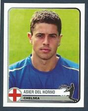 PANINI 1955-2005 CHAMPIONS OF EUROPE- #130-CHELSEA & SPAIN-ASIER DEL HORNO
