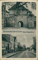 Ansichtskarte Ummendorf über Eilsleben Bez. Magdeburg  (Nr.9617)