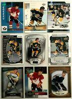 Bobby Orr 9 Card Lot Boston Bruins Upper Deck O-Pee-Chee Goodwin Champions