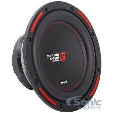 "(2) CERWIN VEGA H7104D 2400W 10"" Dual 4-Ohm HED SERIES Car Audio Subwoofers/Subs"