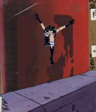 Aeon Flux Original Production Cel Cell Animation Art Liquid Tv Mtv 1990's Flip