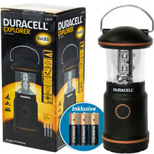 Duracell LED Camping Leuchte Exp...