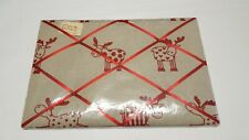 Festive Notice Board/Memo Board The Little Button Company 60 x 40cm Christmas
