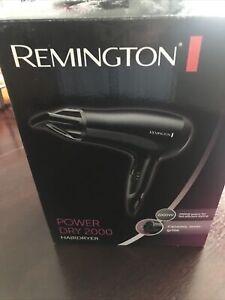 remington hair dryer Power Dry 2000
