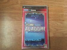 Jissen Pachi-Slot Hisshouhou! Portable: Aladdin II Evolution (PSP) Japan Import