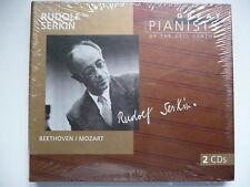 Serkin plays Beethoven Sonata & Mozart Piano Concertos Philips 456 964 CD