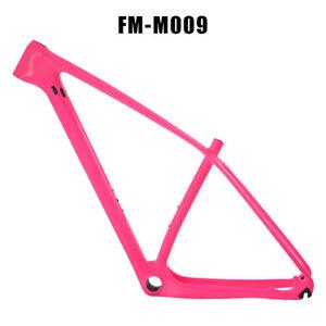 29er Mountain Bicycle Frame Carbon Fiber Cycling MTB Bike PF30 Frames 12*142mm