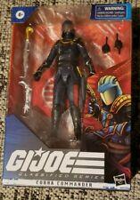 GI Joe Classified Series #06 Cobra Commander Brand New Factory Sealed