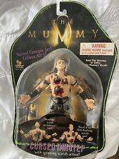 The Mummy Cursed Imhotep With Spinning Scarab Action Figure
