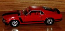 MIB AMERICAN MINT LE PREMIUM EDITION 1:24 WELLY 1970 FORD 1970 MUSTANG BOSS 302