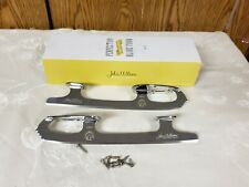 """John Wilson Coronation Ace Blades 8 1/2"""" Pre-owned, very gently used"""
