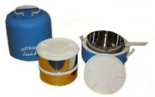 Thermo Container Food Carrier Lunch Container CATERING Container Blue Food Container
