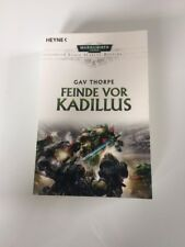 Feinde vor Kadillus von Gav Thorpe (2012, Taschenbuch)