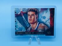 Michael Porter Jr 2018-19 Panini Court Kings Acetate Rookies #23 RC Rookie card