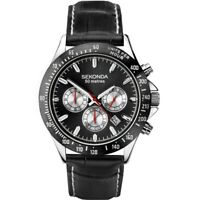 Sekonda Men's Chronograph Dual Time Strap Watch 1648 RRP £89.99 - LAST ONE
