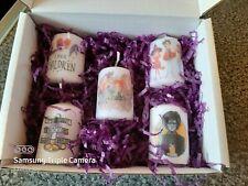 Hocus pocus votive candle set