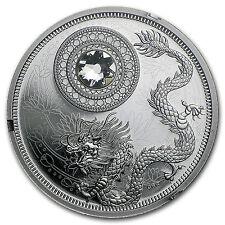 2016 Canada 1/4 oz Silver $5 Birthstones (April) - SKU #96566
