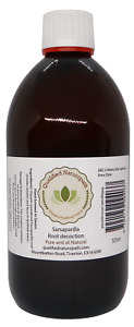 Sarsaparilla Concentrated Decoction 525ml in a Glass UV Resistant Bottle