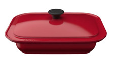 Brava Cast Iron Chef's Pan - Designed for Brava Oven