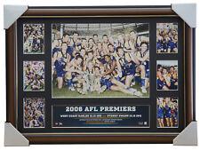 West Coast Eagles 2006 AFL Premiership Glory AFL L/E Print Framed - Cousins Judd
