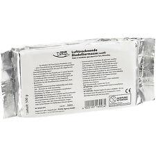 Modellier-Knetmasse: Lufttrocknende Modelliermasse, weiß, 500 g