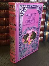 BEAUTY AND THE BEAST & OTHER CLASSIC FAIRY TALES Brand New Leatherbound & OOP!