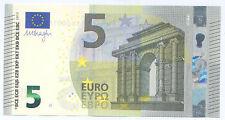 5 EURO - S001 DRAGHI - ITALIA - FDS/UNCIRCULATED - MOLTO RARA