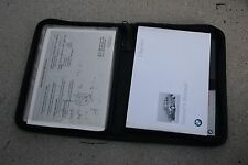 BMW E36 1997 328i Convertible Owner's Manual + BMW Case 3 Series
