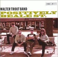 "Walter Trout Band : Positively Beale St. Vinyl 12"" Album 2 discs (2014)"