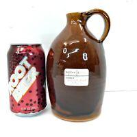"Vintage Brown's Pottery Arden NC 7"" Jug North Carolina/Southern"